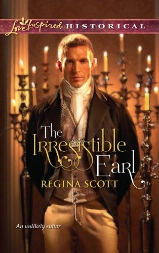The Irresistible Earl by author Regina Scott