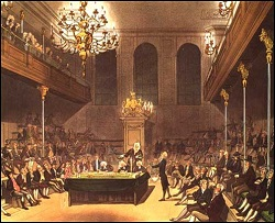 The House of Commons During the Regency