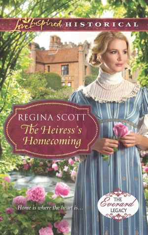 The Heiress's Homecoming by Regina Scott