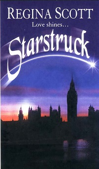 Cover for Starstruck by Regina Scott