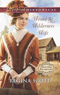 Cover for Would-Be Wilderness Wife by Regina Scott