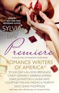 cover for Romance Writers of America's first anthology, Premiere, featuring Regina Scott's story, a Light in the Darkness