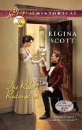 The Rake's Redemption, Book 3 in the Everard Legacy series by Regina Scott